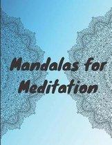 Mandala for Meditation