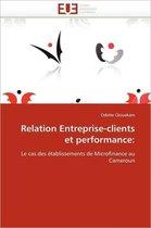 Relation Entreprise-Clients Et Performance