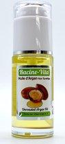 RV Argan olie 40ml- Morrocan-Marrocan - Ongeroosterd - Biologisch - Natuurlijke olie voor de huid
