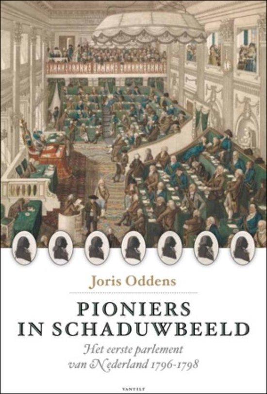 Pioniers in schaduwbeeld - Joris Oddens |