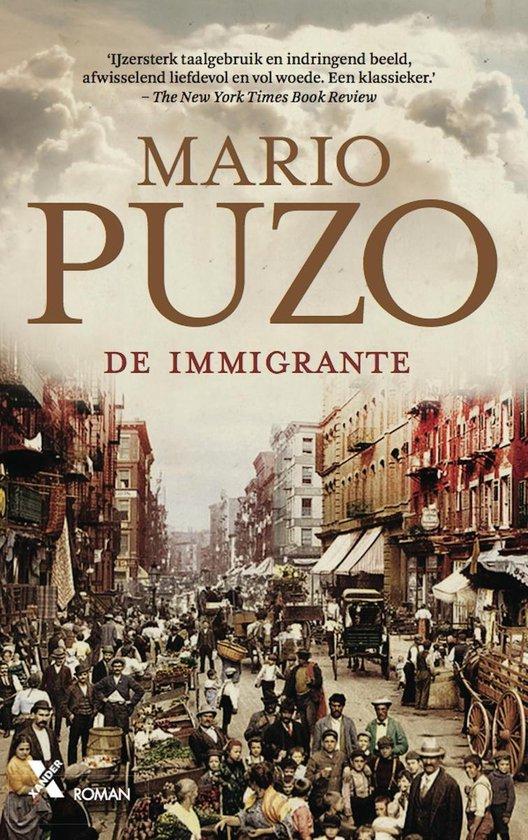De immigrante - Mario Puzo  