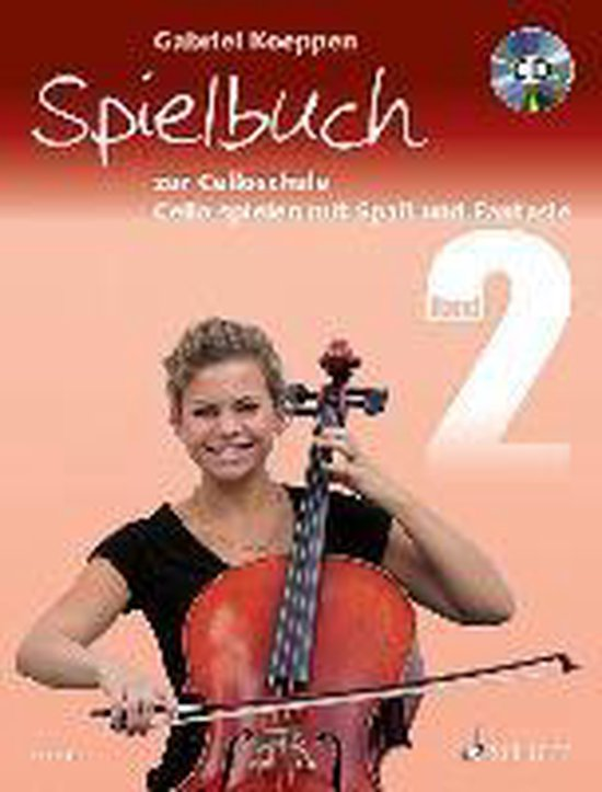 Celloschule Band 2 mit CD