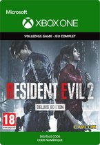 Resident Evil 2: Deluxe Edition - Xbox One Download