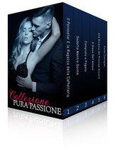 Set in Scatola Romanzo Pura Passione