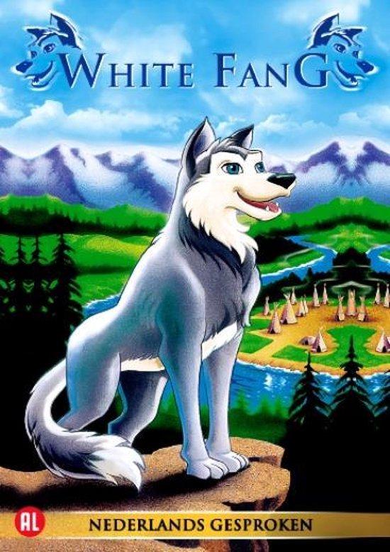 Cover van de film 'White Fang'