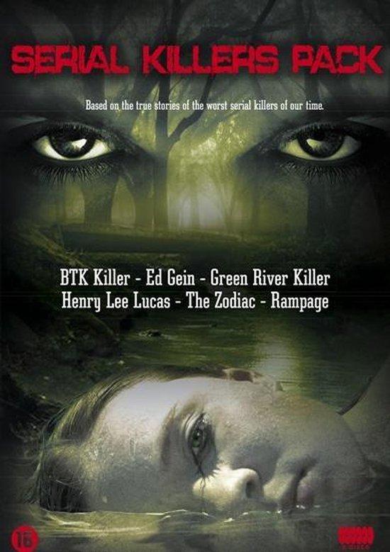 Cover van de film 'Serial Killer Pack'