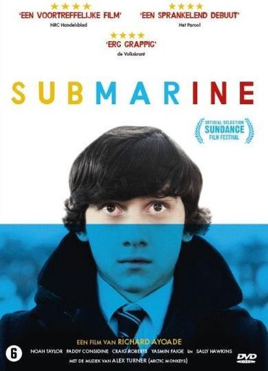 Cover van de film 'Submarine'