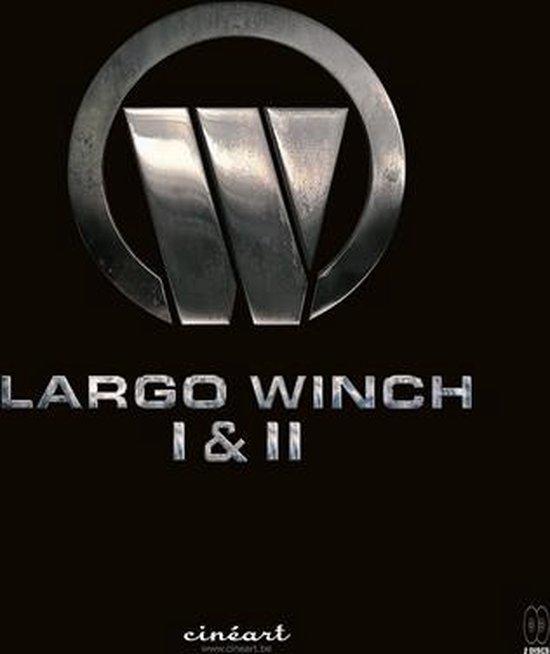 Cover van de film 'Largo Winch  1 & 2'