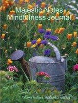 Majestic Notes Mindfulness Journal