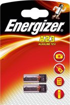 Energizer niet-oplaadbare batterijen Batterij Energizer A23/pak 2