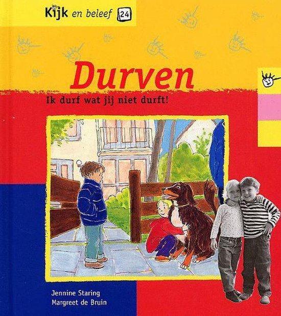 Durven - Jennine Staring |