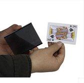 Goochelen met kaarten