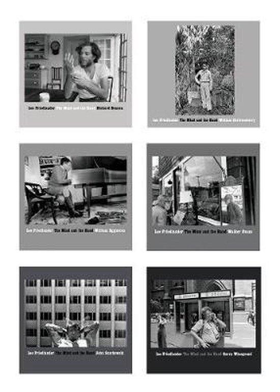 Boek cover Lee Friedlander van Lee Friedlander (Paperback)