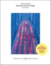 Boek cover Electricity for the Trades van Frank Petruzella