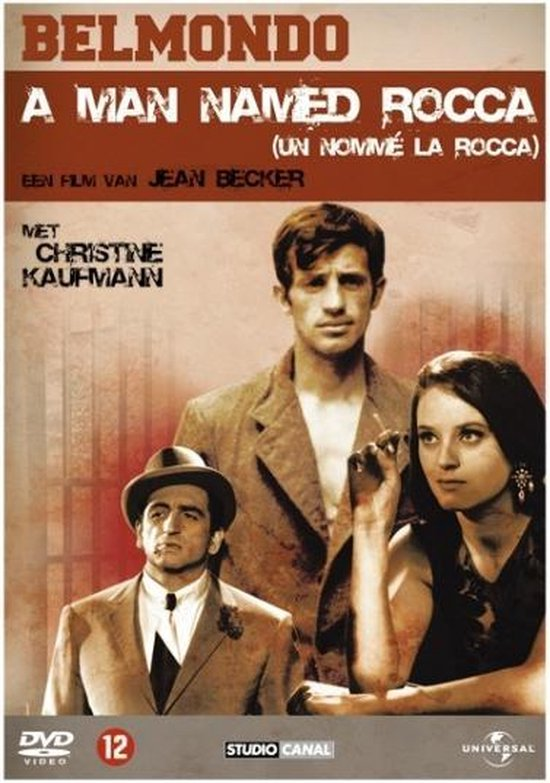 Cover van de film 'A Man Named Rocco'