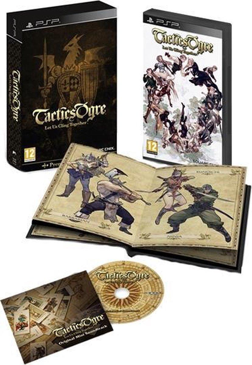 Tactics Ogre: Let Us Cling Together (Premium Edition) - Square Enix