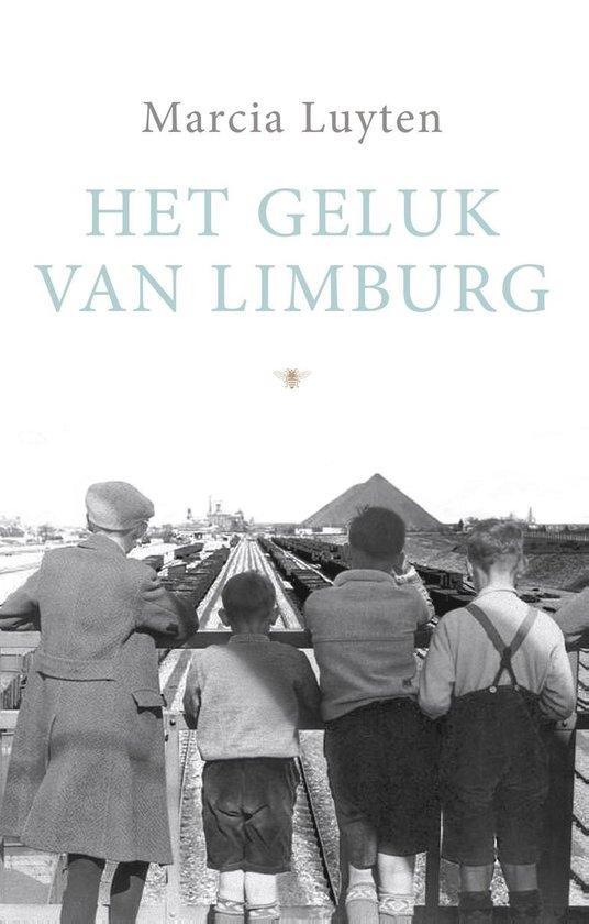 Het geluk van Limburg - Marcia Luyten pdf epub