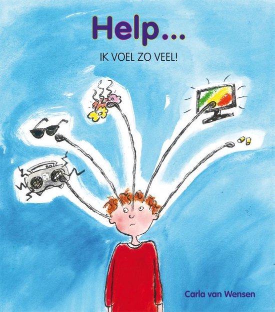 Afbeelding van Help… ik voel zo veel