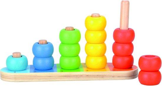 Afbeelding van het spel Steek en kleur puzzel