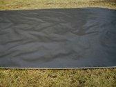 gronddoek , anti worteldoek 5 x 4.20 mtr / 120 gr p/m² egaal zwart