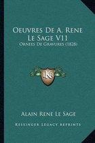 Oeuvres de A. Rene Le Sage V11