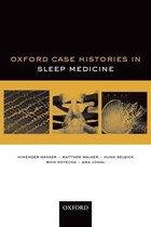 Oxford Case Histories in Sleep Medicine