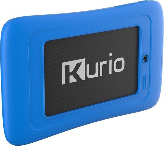 Kurio Tab Connect Studio 100 kindertablet - 16GB - Blauw