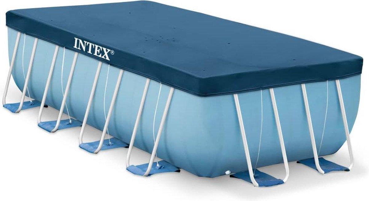 Intex Zwembadhoes rechthoekig 400x200 cm 28037
