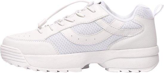 | Fila Witte chunky sneaker Maat 37