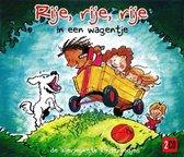 Rije, Rije, Rije In Een Wagentje (De Allerleukste Kinderliedjes)
