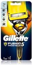 Gillette Fusion5 Proshield Scheersysteem + 1 Scheermesje Mannen