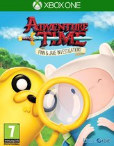 Microsoft Adventure Time: Finn and Jake Investigations Basis Xbox One