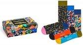 Happy Socks Limited Edition Wiz Khalifa Giftbox - Maat 36-40