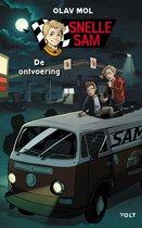 Boek cover Snelle Sam: De ontvoering van Olav Mol (Hardcover)