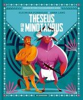 Griekse mythen voor beginnende lezers  -   Theseus en de Minotaurus