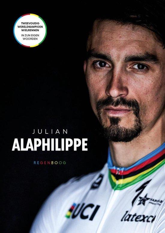Boek cover Julian Alaphilippe van Julian Alaphilippe