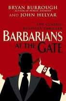 Boek cover Barbarians at the Gate van John Helyar