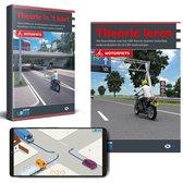 MotorTheorieboek 2021 - Motor Theorieboek Rijbewijs A met Samenvatting en Apps - Rijbewijs A Motor Theorie Leren - Lens Media