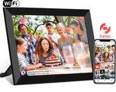 Trophy Tech® 10 inch Frameo Digitale Fotolijst met Wifi – Digitaal Fotolijstje & Fotokader - Met Screenprotector en Schoonmaakdoekje