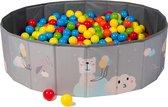 Opvouwbare Ballenbak/ Ballenbad INCLUSIEF 200 ballenbak ballen