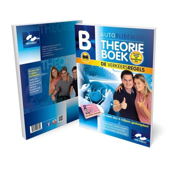 Boek cover AutoTheorieboek Rijbewijs B 2021 - AutoTheorieboek 2021 - AutoTheorie Leren Nederland van VekaBest (Paperback)