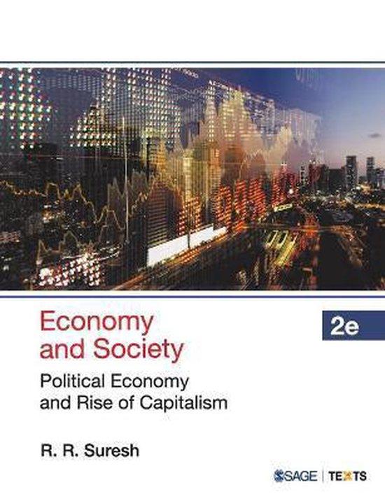 Boek cover Economy and Society van R R Suresh (Paperback)