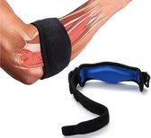 Elleboog Brace - Tennisarm Brace - Tennisarm - Golfarm - Verstelbaar - One Size - Unisex