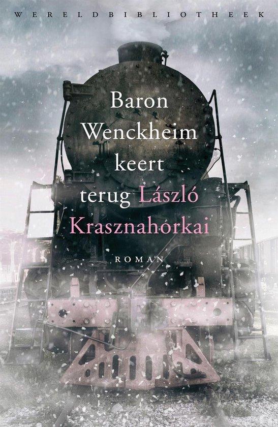 Baron Wenckheim keert terug - Lászlo Krasznahorkai | Readingchampions.org.uk