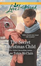 Omslag The Secret Christmas Child (Mills & Boon Love Inspired) (Rescue Haven, Book 1)
