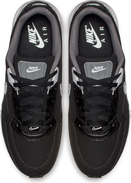 Nike Air Max LTD 3 Heren Sneakers - Black/White-Cool Grey - Maat 45.5