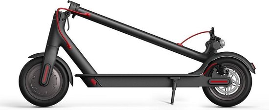 Bol Com Xiaomi Mijia M365 Zwart Elektrische Step Step Voor Volwassenen Stepscooter