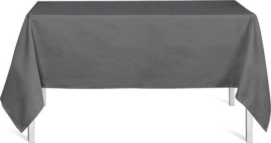 Today Tafelkleed - Antraciet - 250 x 150cm