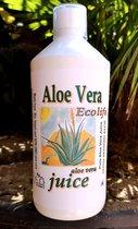 Aloe Vera Juice 1L voor inwendig gebruik