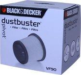 BLACK+DECKER - VF90-XJ - Vervangfilter voor Pivot Kruimeldieven